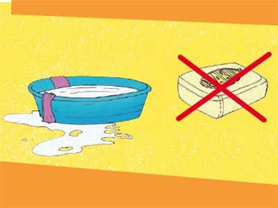 Seven Things Keep Clean